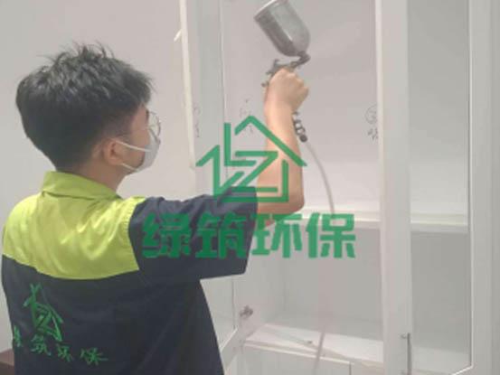 武汉汉孝产业新城服务中心空气治